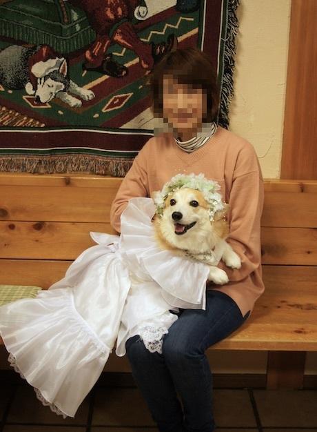 花嫁と」母親-2