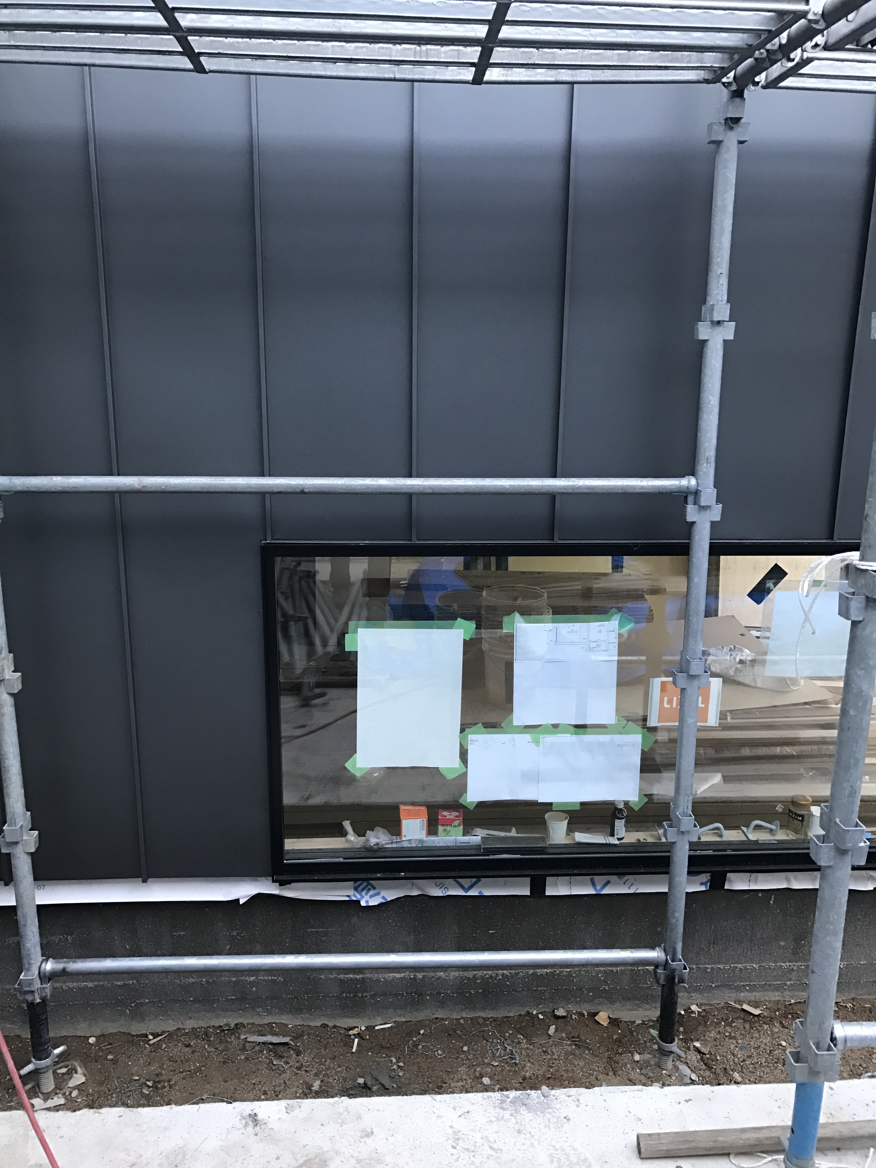 外壁ガルバリウム2