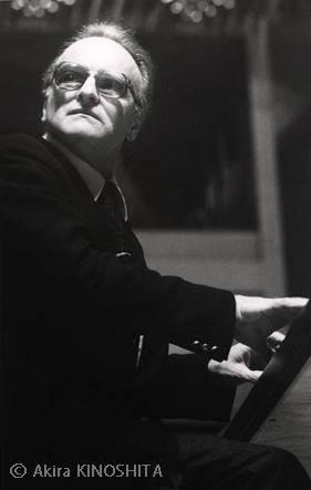 Karl Richter-1 Ⓒ Akira KINOSHITA