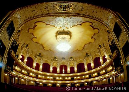 Komische Oper Berlin(C)Akira KINOSHITA