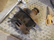 製粉機修理 (5)