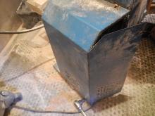 製粉機修理 (2)