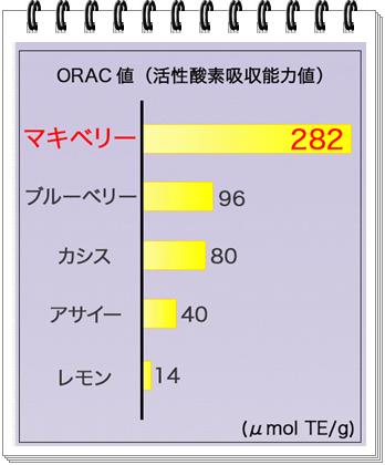 ナチュラルミックス 活性酵素吸収率