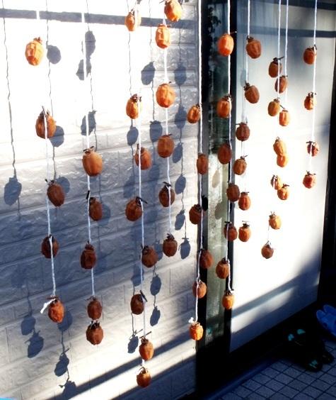 20161218 霜と干し柿取り入れ 053-2