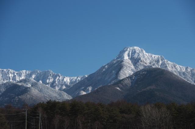 八ヶ岳・赤岳-01