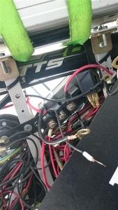 自作電動バイク配線