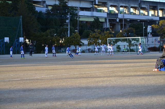 20161224練習試合