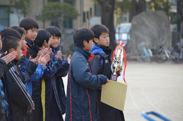 上尾双葉台カップ5年生大会20170129