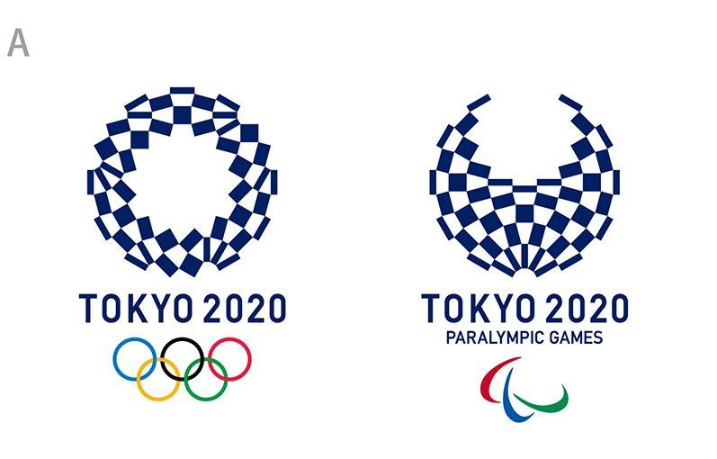 オリンピック エンブレム1