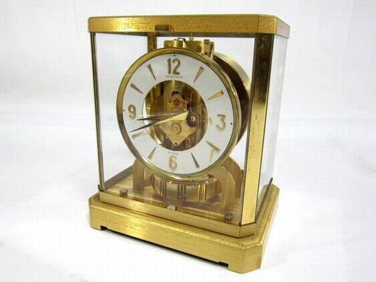ジャガークルト アトモス 空気時計