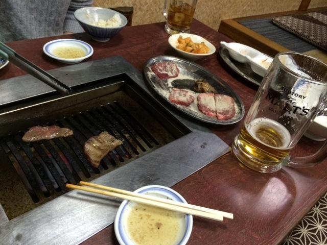 [倉敷]焼肉 武蔵の塩タンが激ウマ! おかわり