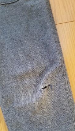 パンツ補修