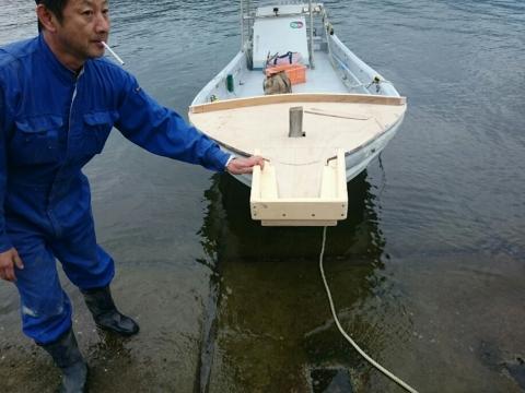 ボート加工2