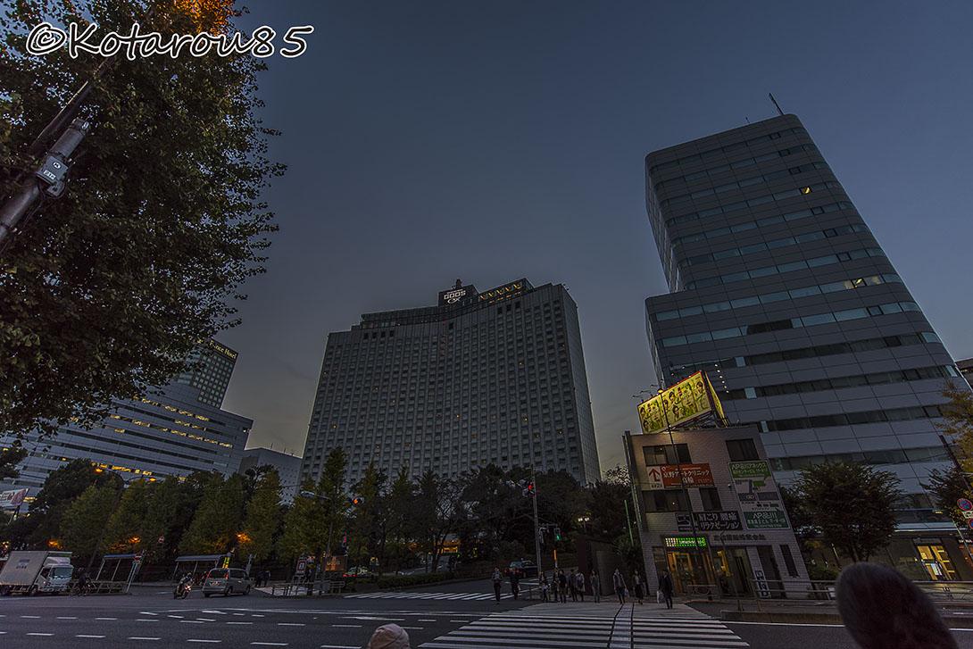 品川プリンスホテル 20161114