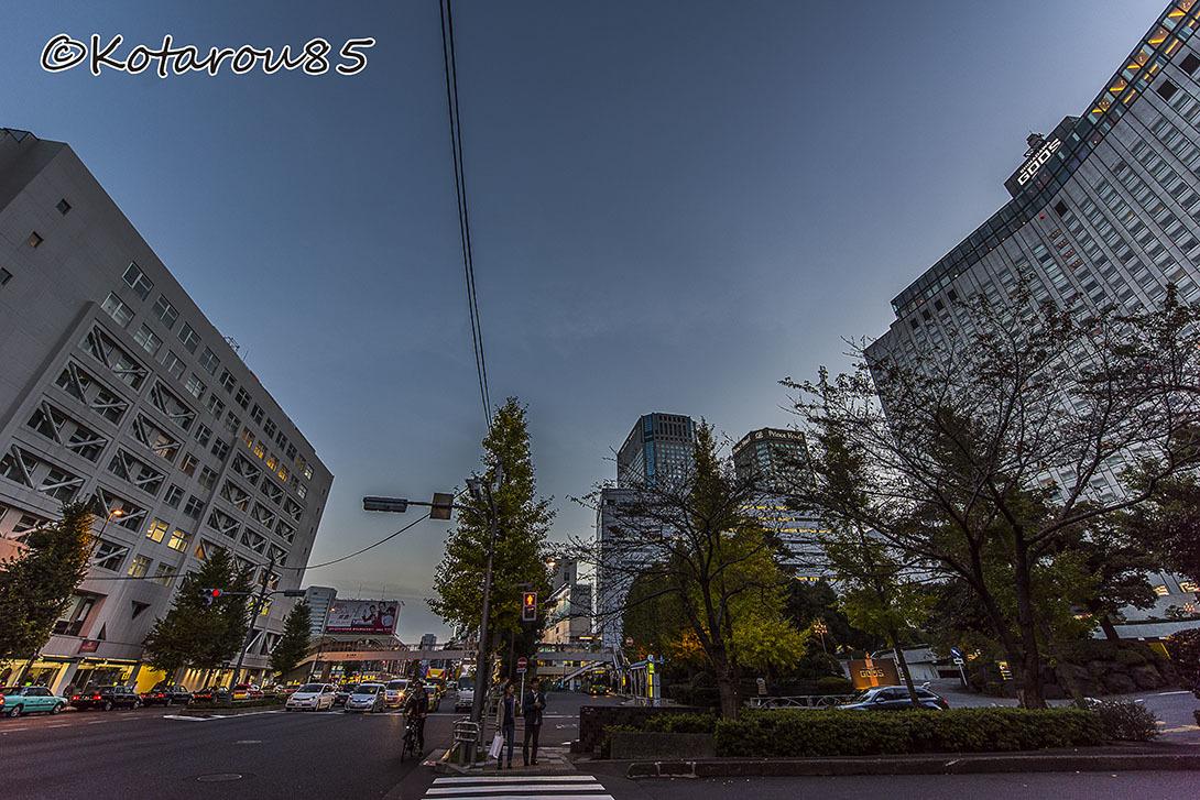 品川プリンスホテル3 20161114