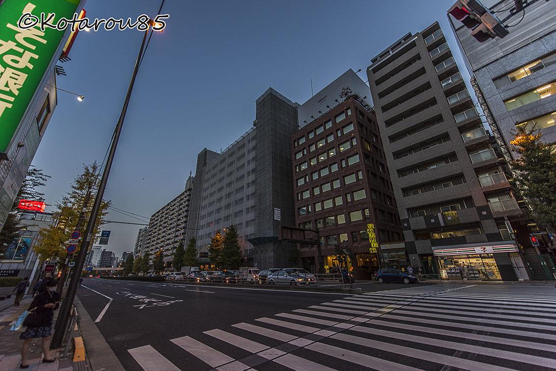 第一京浜 20161114