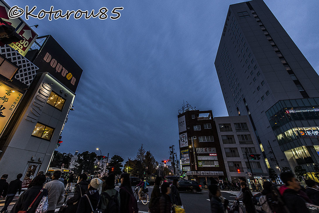 日曜日の錦糸町3 20161205