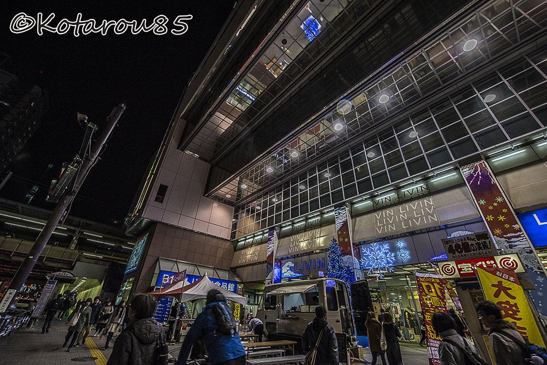 日曜日の錦糸町7 20151212