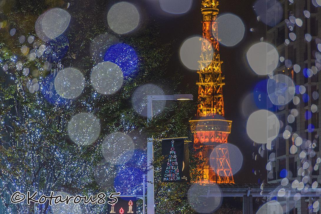 六本木イルミネーション3 20161213