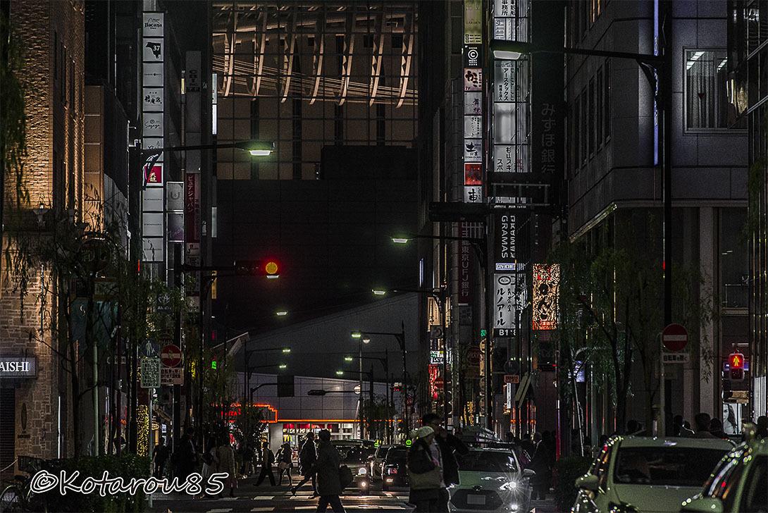 深夜の柳通り5 20161220