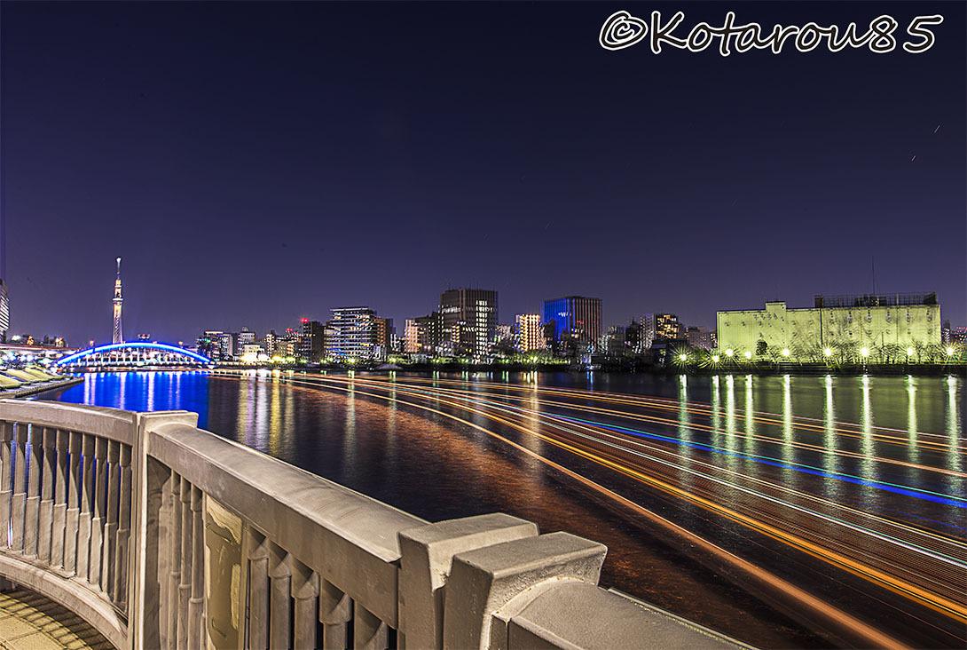 正月の永代橋8 20170103