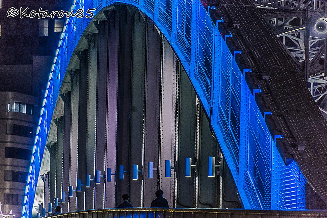 正月の永代橋9 20170103