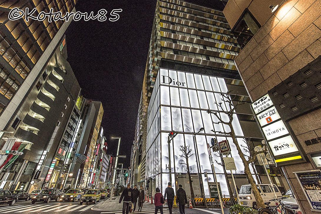 松坂屋銀座店の跡2 20170131