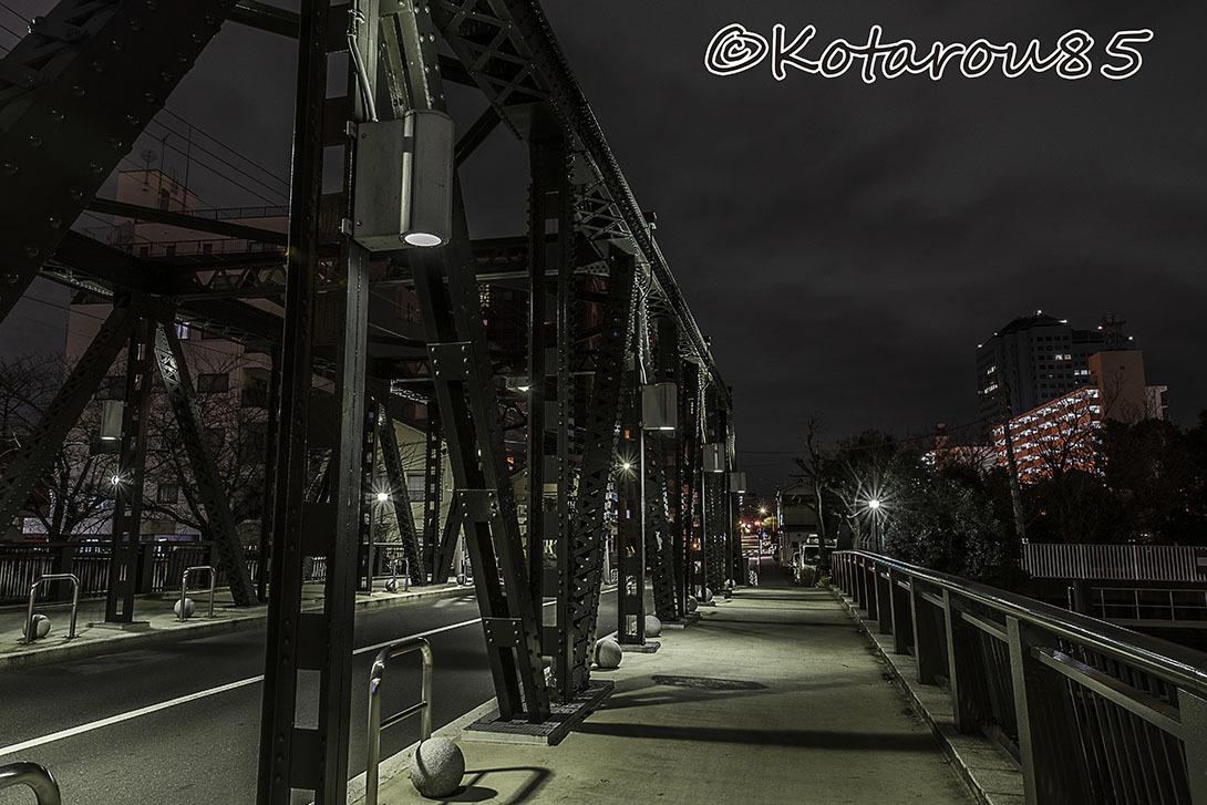 冬の大栄橋2 20170201