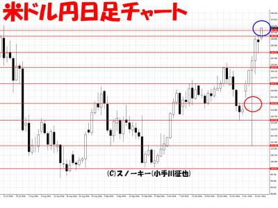 20161114【リアル】ループ・イフダン検証米ドル円日足