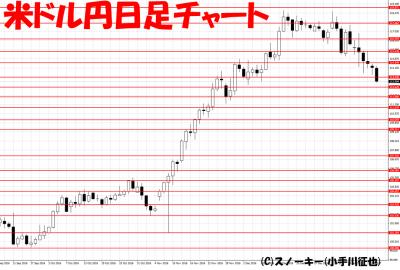 20170117ループ・イフダン検証米ドル円日足