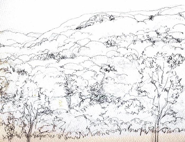 池田の万葉 デッサン (700x539)