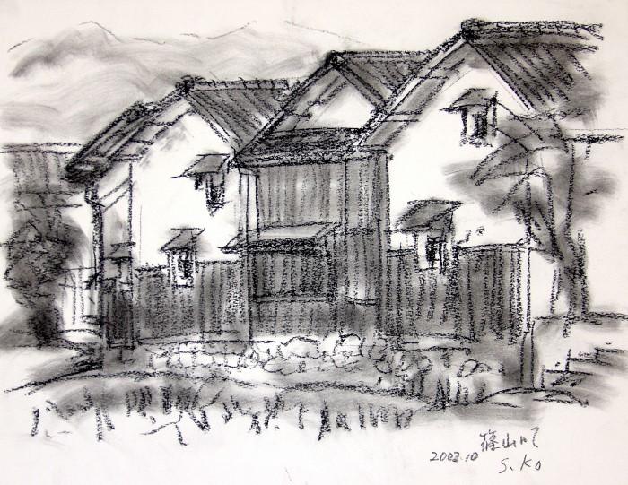 丹後篠山蔵の風景2 (700x541)