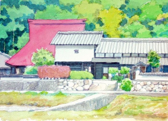 杉生の民家 (700x502)