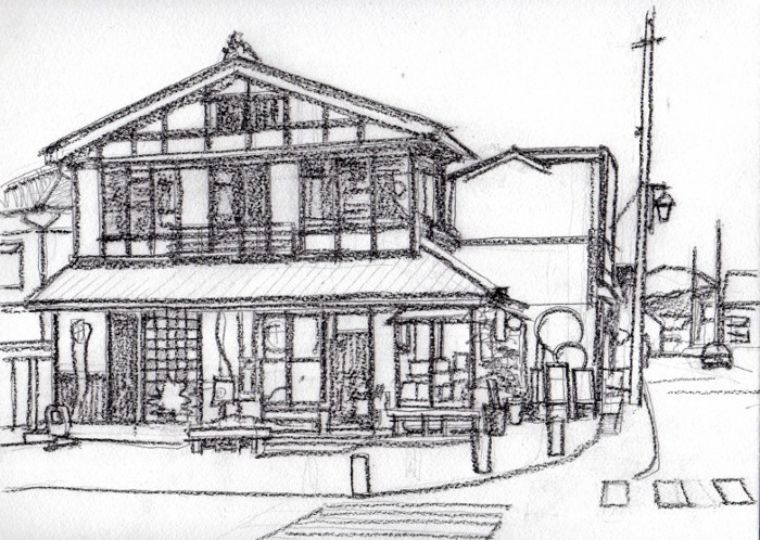 弥彦山登山口の土産店 グリザイユ (700x498)