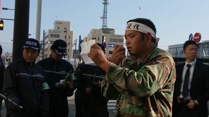 第58回護憲集会富山抗議2
