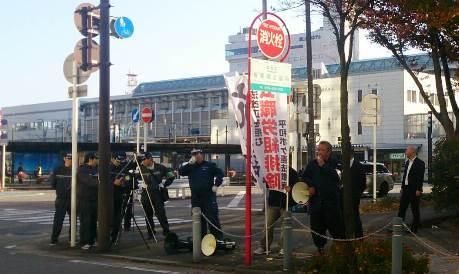 第58回護憲集会富山抗議16