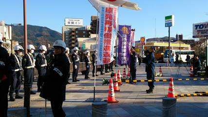 反もんじゅ集会抗議5