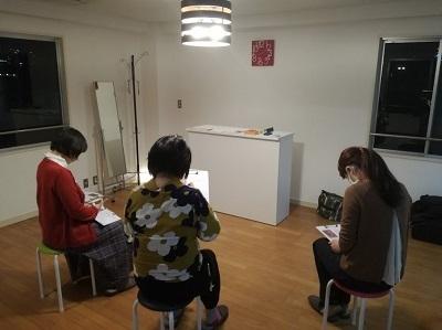 カラーヒーリング瞑想会vol.2