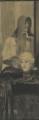 フェルナン・クノップフ「白、黒、あるいは」
