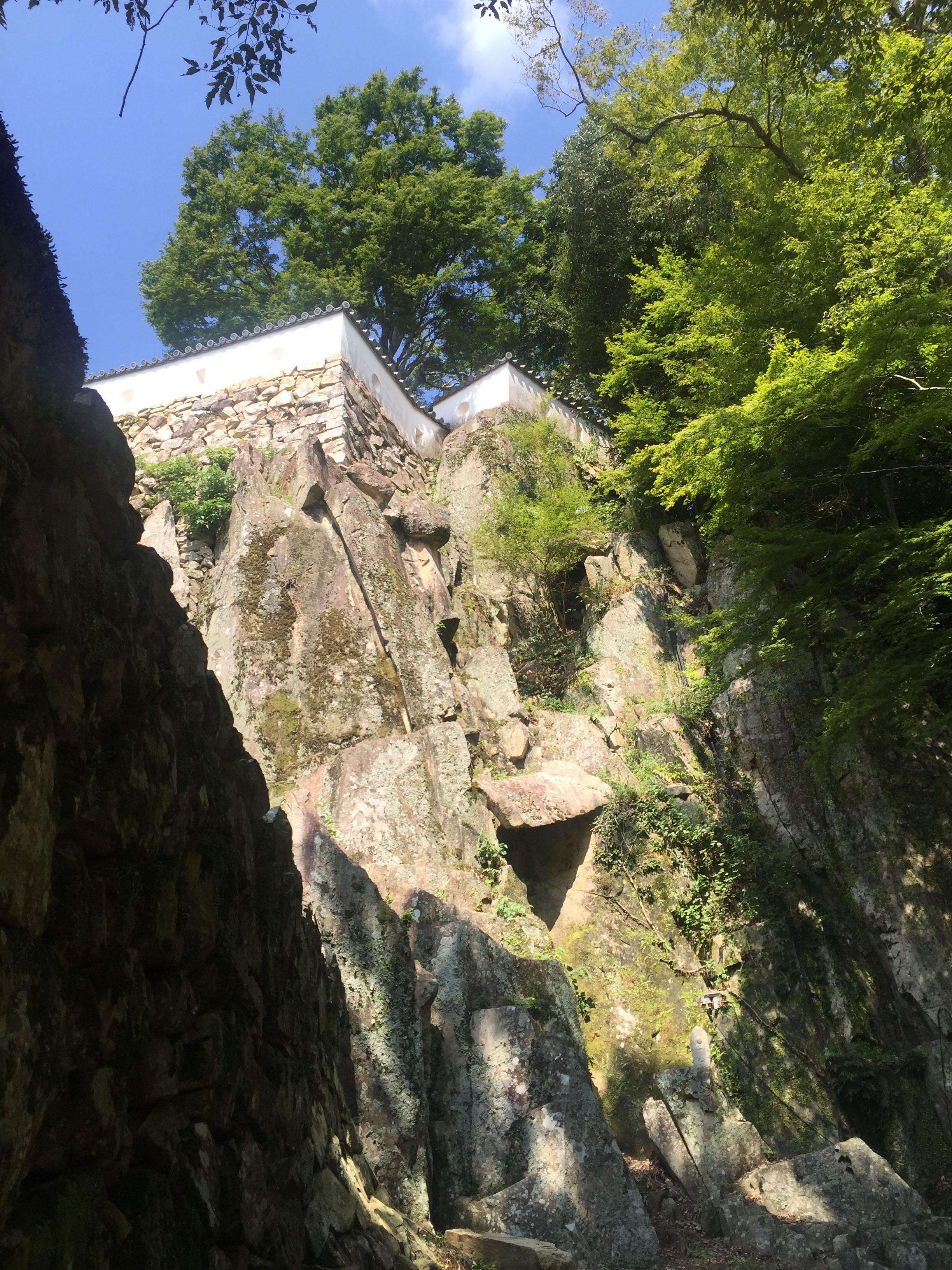 1609備中松山城外観