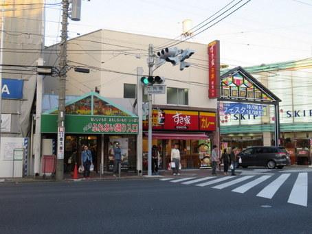 六角橋ふれあい通り商店街02