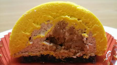 かぼちゃとチョコのケーキ (3)