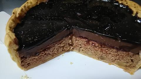 ノエルチョコチーズタルト (4)