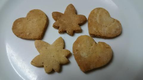 山椒クッキー (2)