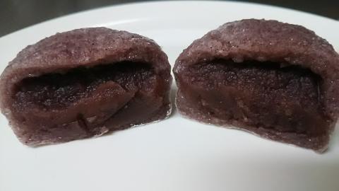 たねや黒米大福 (5)