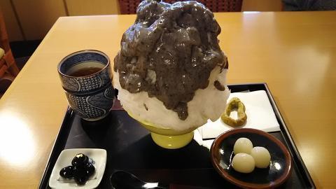 二條若狭屋黒豆 (1)