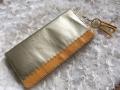 金色の長財布1
