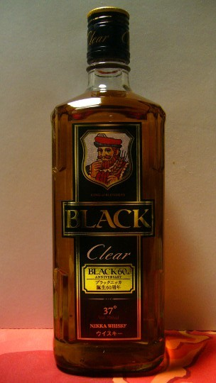 ブラックニッカ・クリアP1100907
