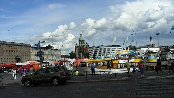 ヘルシンキ港