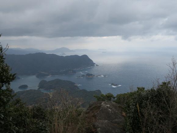 高山登山10